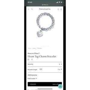 tiffany bracelet photos👇👇